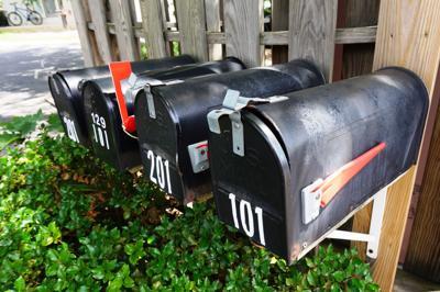 Mailbox stock art