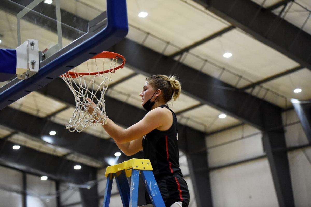Jansi Merz Wahkiakum girls basketball