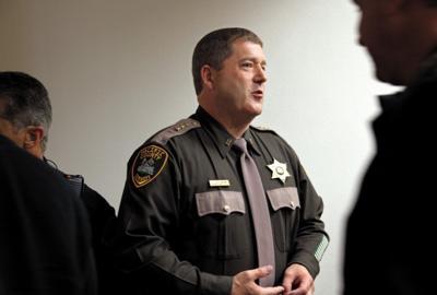 Sheriff Scott Johnson