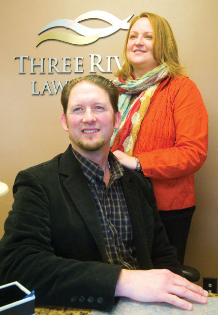 Longview lawyers want to practice peace as well as the law