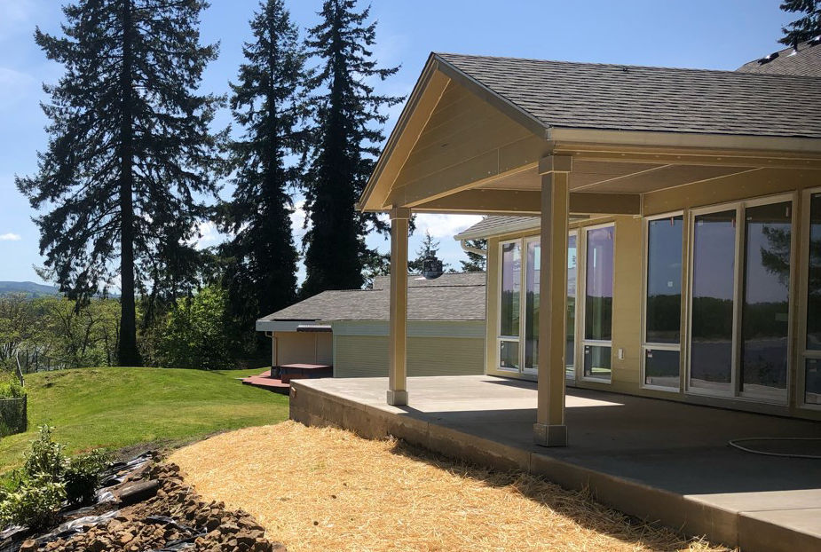 New Rock Homes completed construction