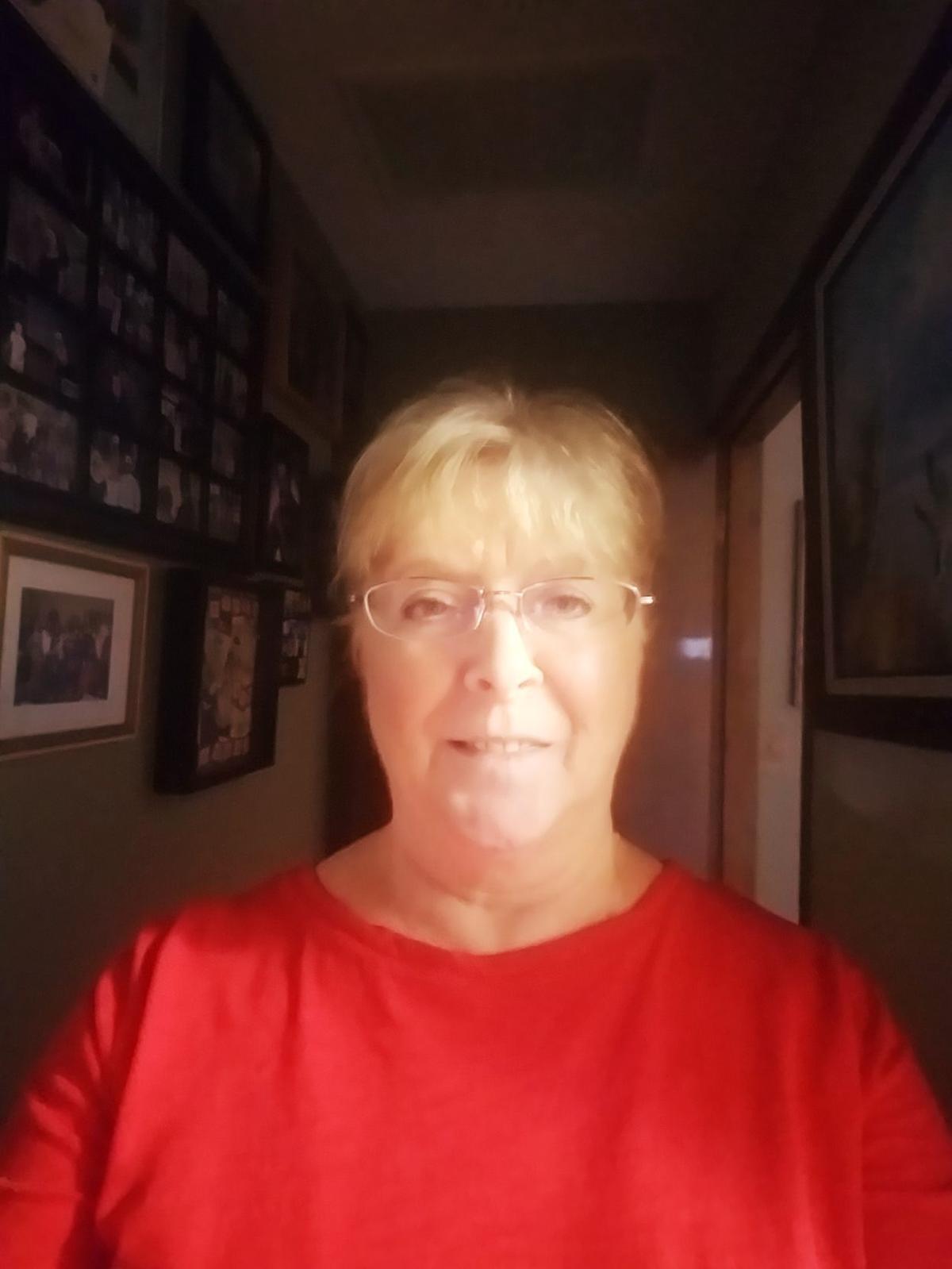 Nancy Malone mug 2019