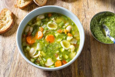 Classic French soup