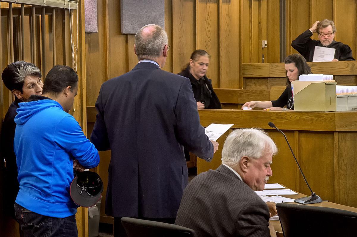 Comissioners fund fifth Superior Court judge   Local   tdn com