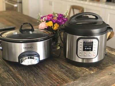 Instant Pot vs slow cooker