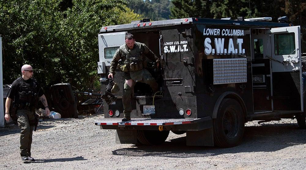 Lower Columbia SWAT