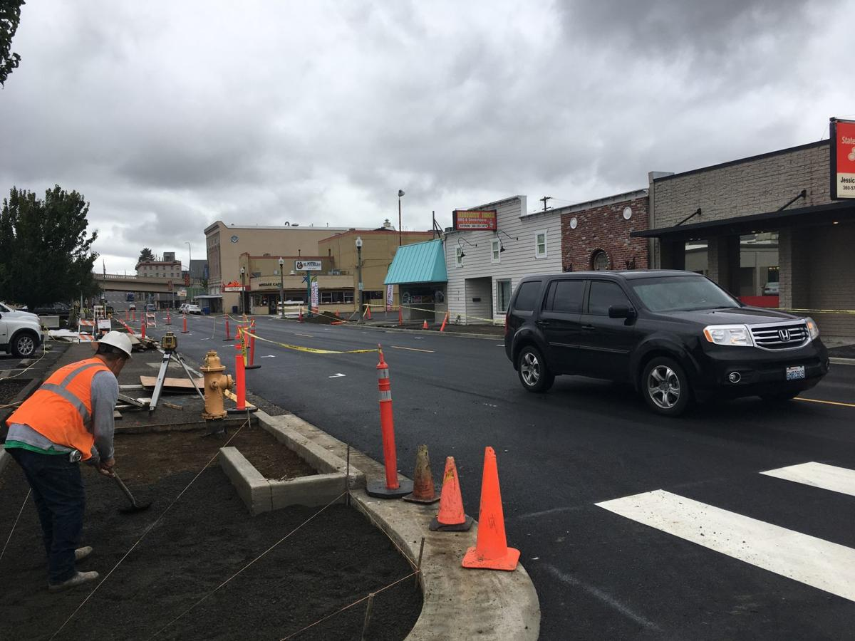 South Pacific Avenue reopens