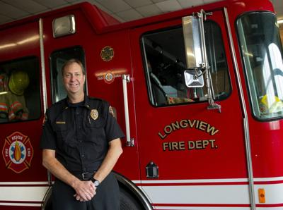 Longview Fire Chief Jim Kambeitz