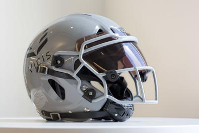 NFL Helmets Football