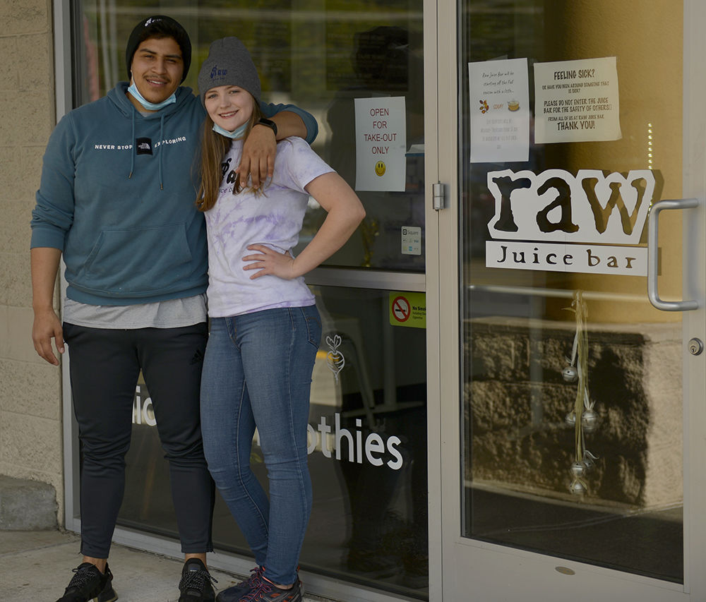 Raw Juice Bar in Longview
