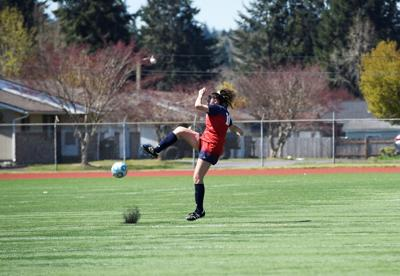 LCC soccer kick and miss