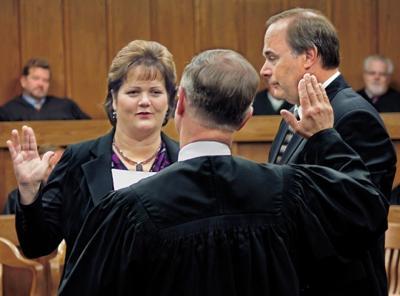 Nitteberg-Haan sworn in as Superior Court judge | Local