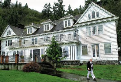 Rutherglen Mansion File Photo