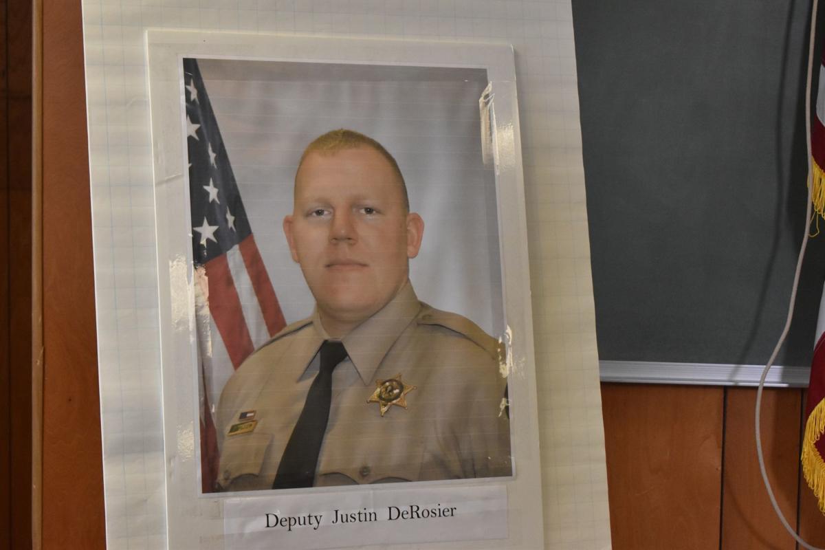 Deputy Justin DeRosier