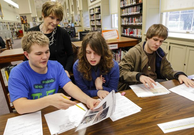 Mystery lesson: RAL teacher, librarian turn students into sleuths with WWI soldier's story