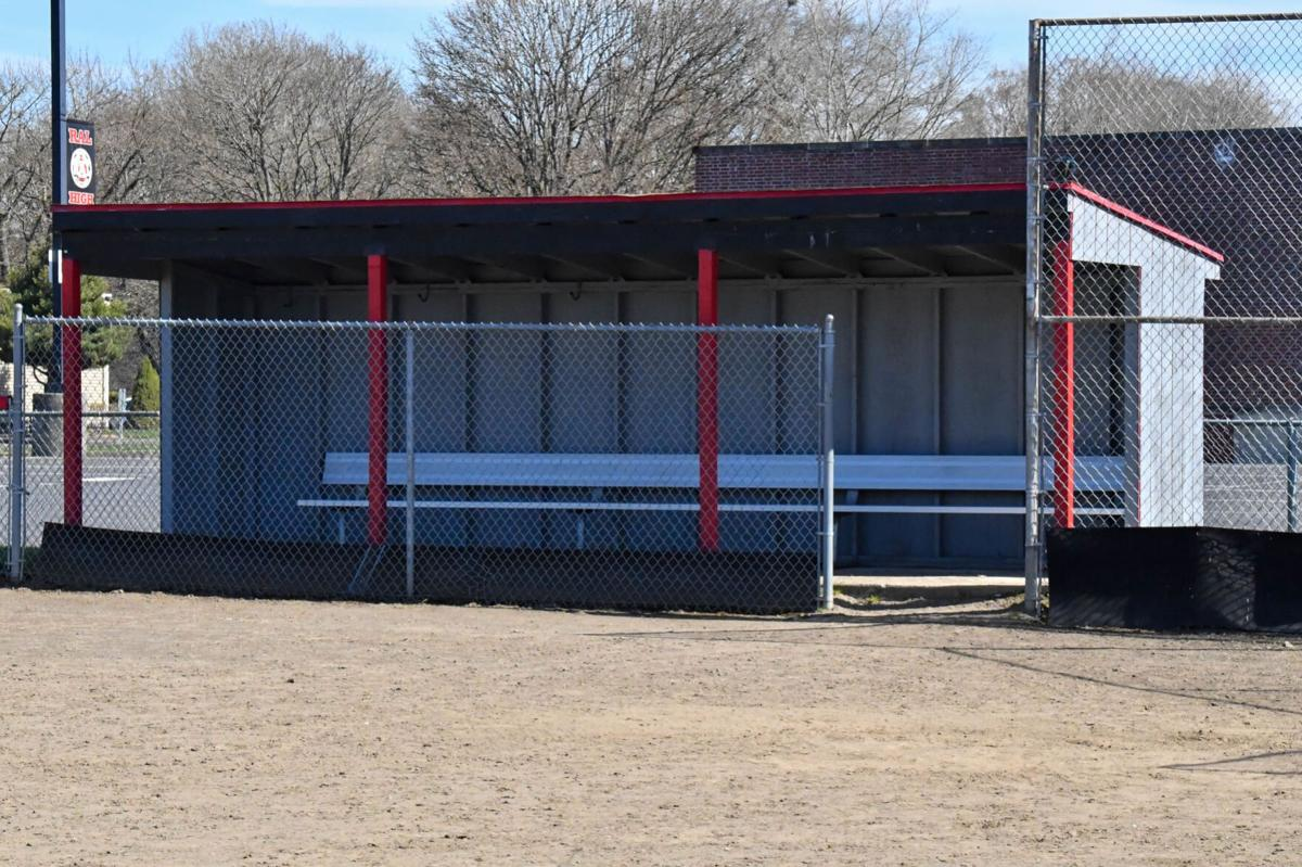 Empty baseball