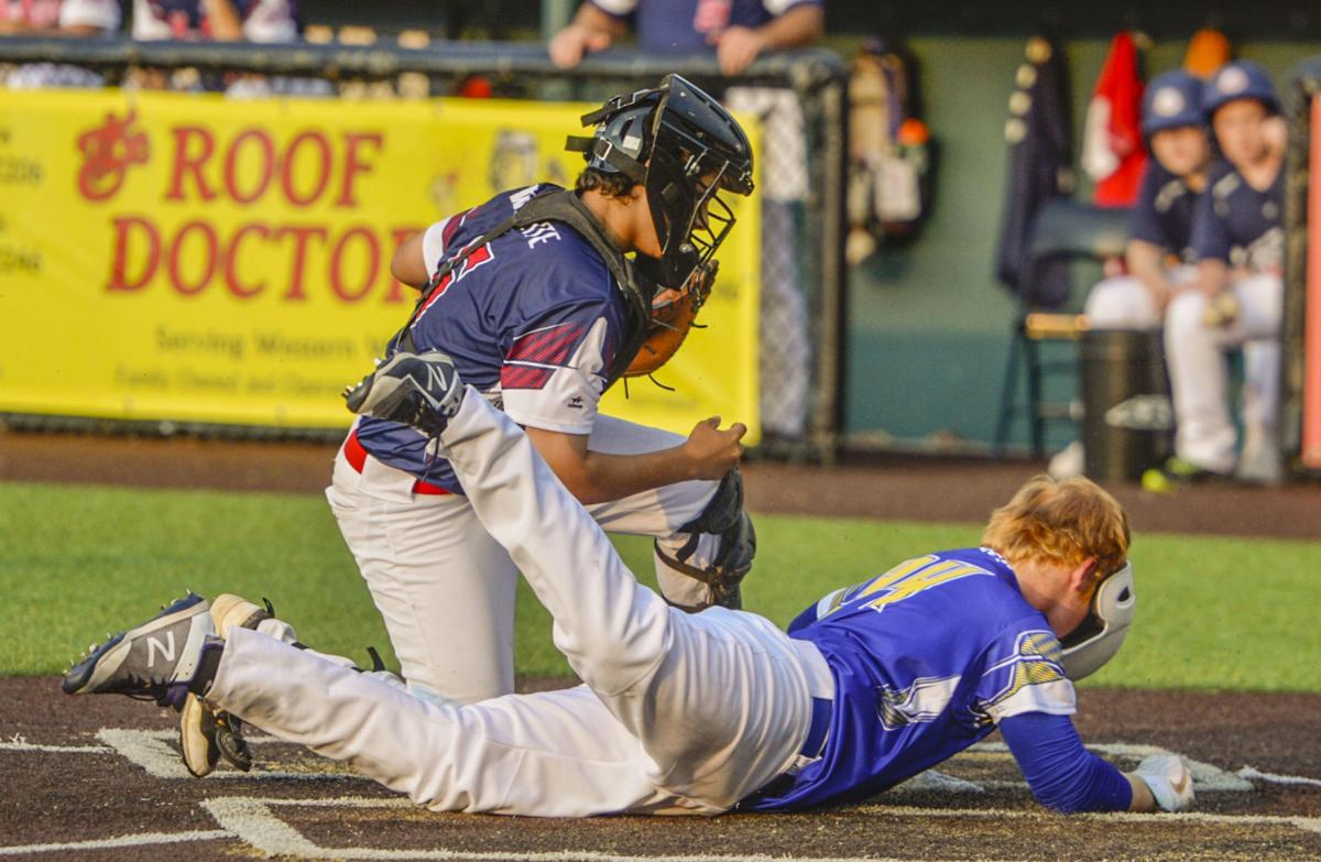 Babe Ruth World Series: Story Field's turf steals show