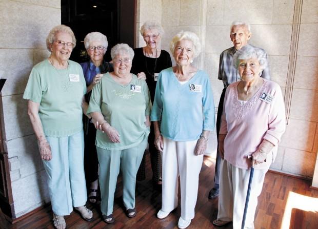 Class of 1941 reunion