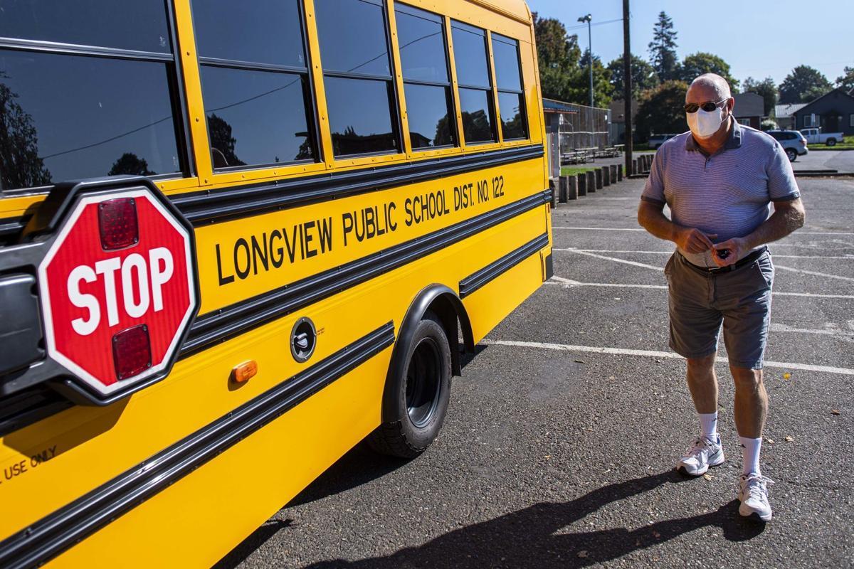 Longview bus