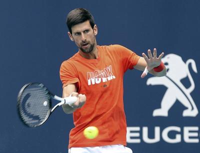 Monte Carlo Masters Tennis