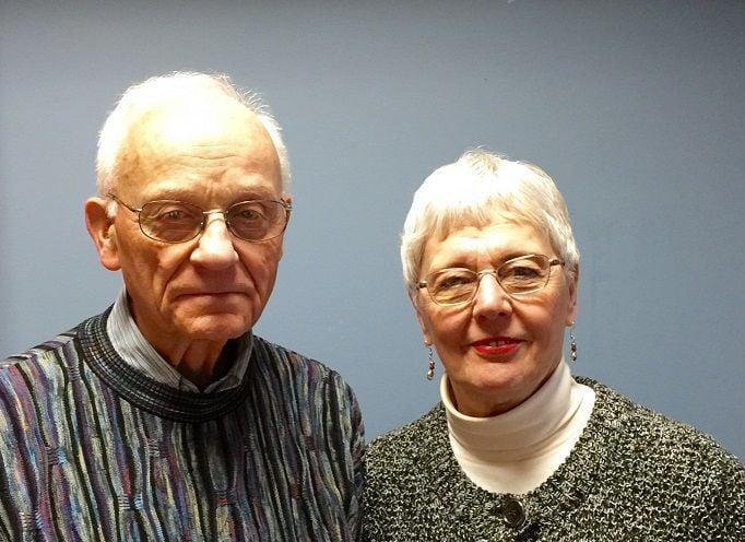 Pete and Karen Pickett