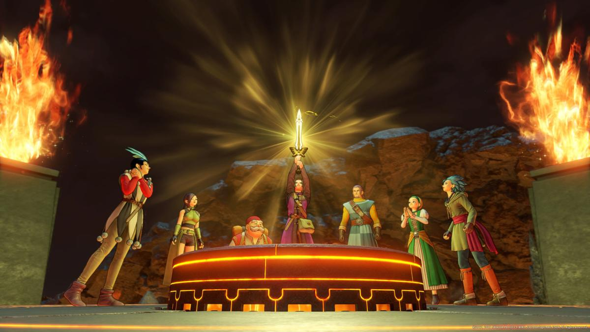 'Dragon Quest XI'