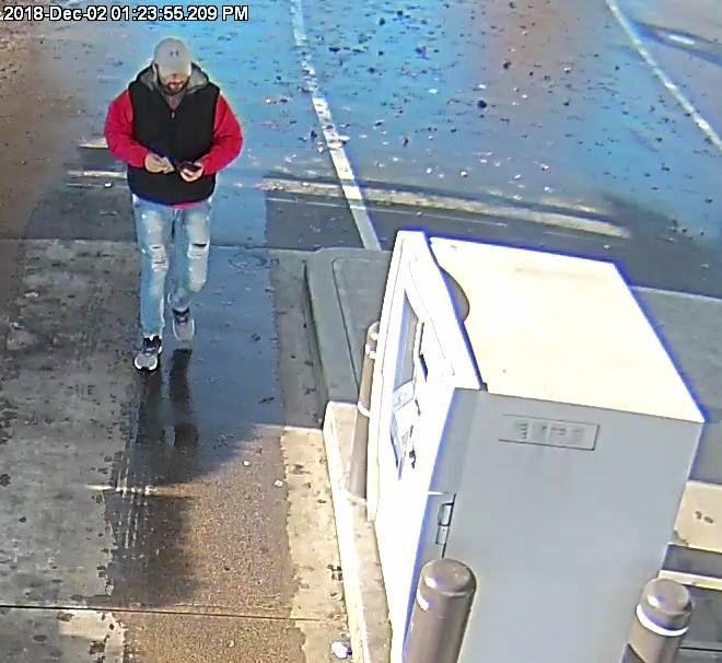 ATM skimmer suspects