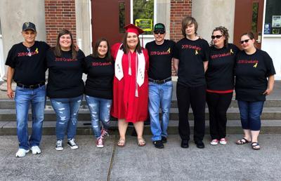 Kylee Jacobson graduation