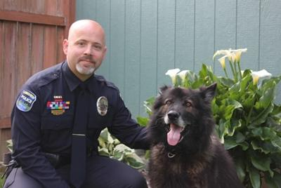Longview PD mourns loss of K-9 chase