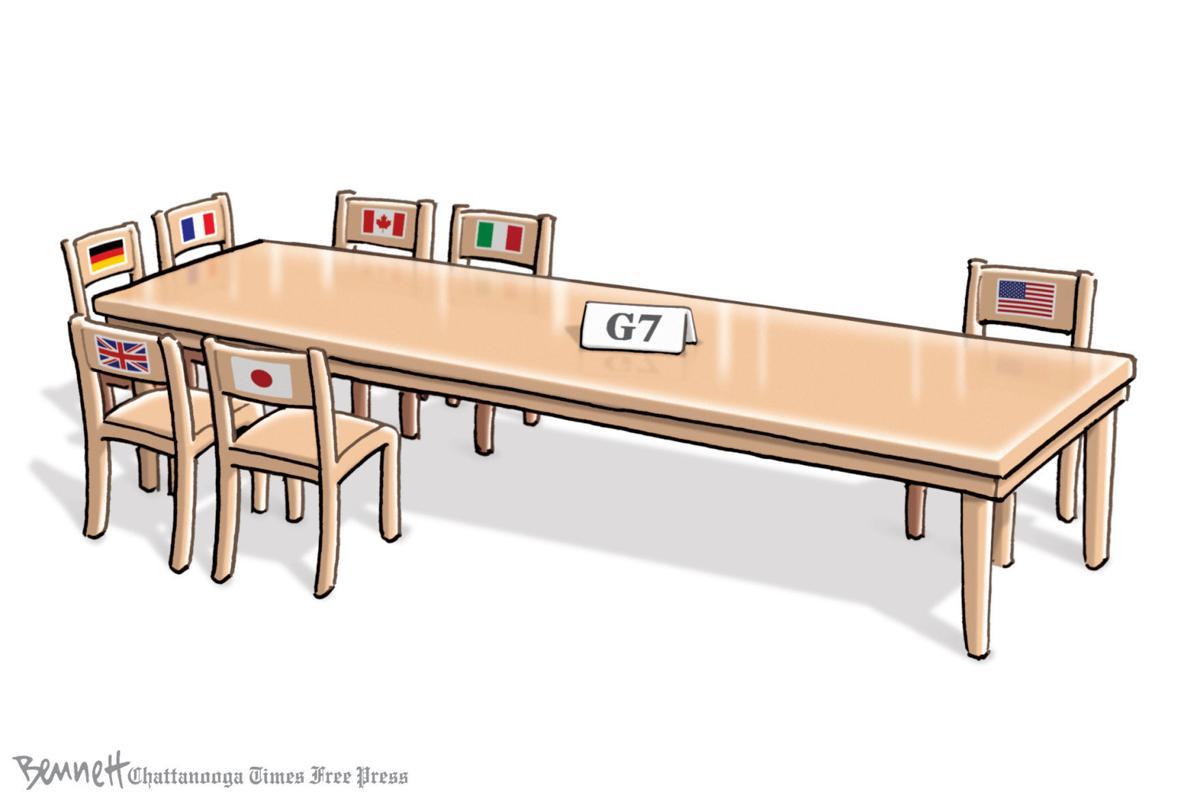 Editorial cartoons from The Washington Post | Opinion | tdn com