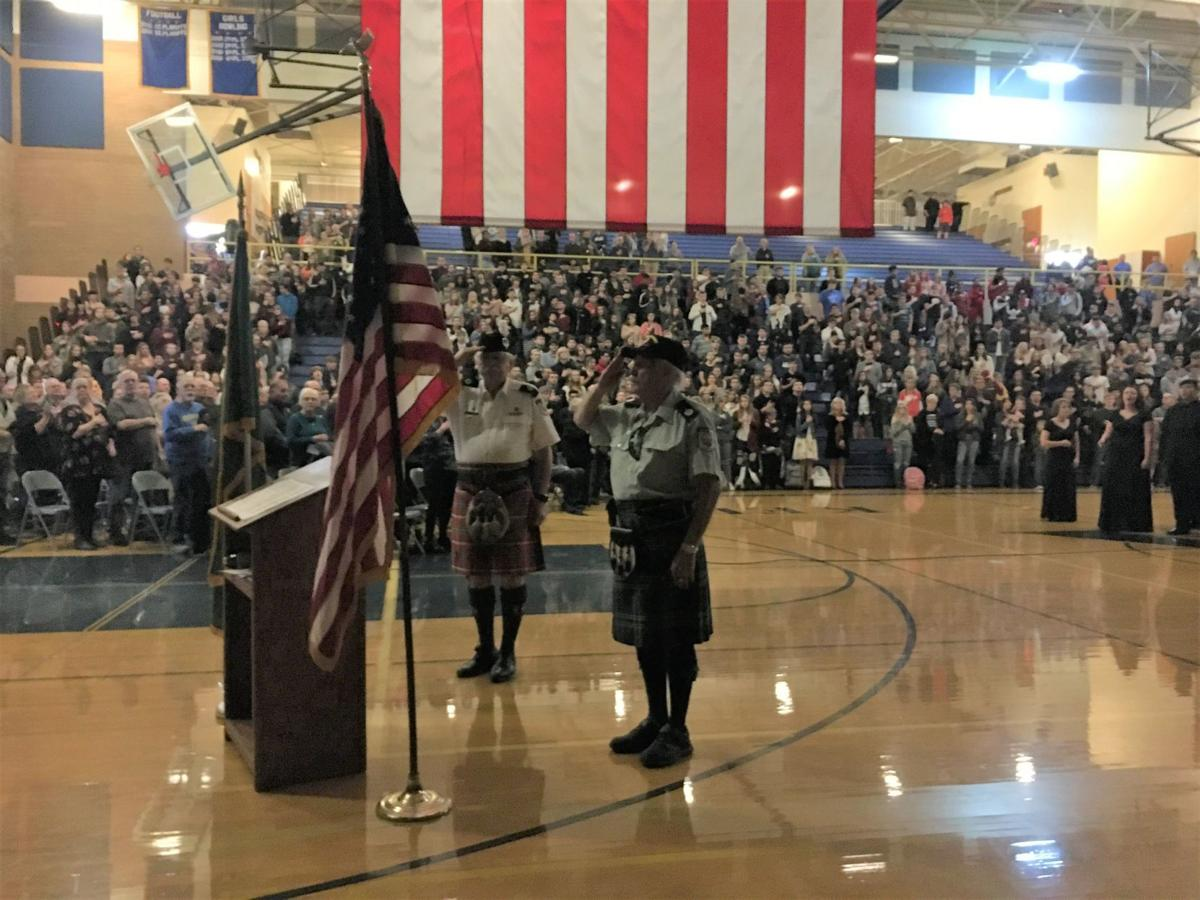 KHS 2019 Veteran's Day Assembly