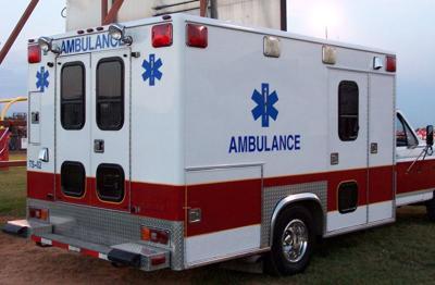 Ambulance - stock