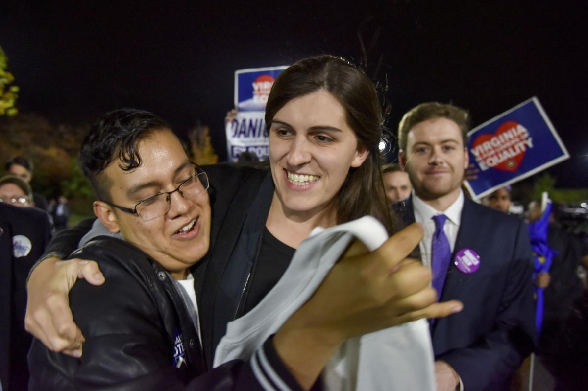 Virginia Election Transgender Candidate