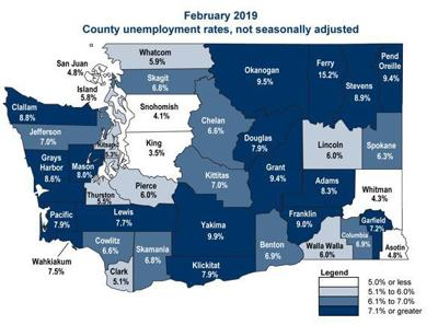 February Unemployment