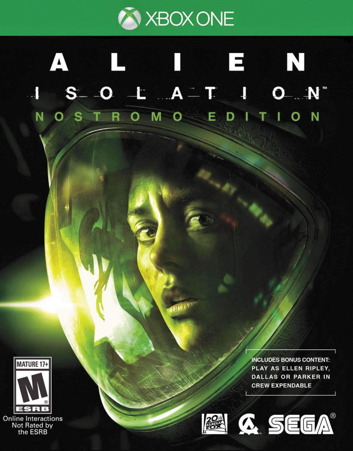 'Alien: Isolation'
