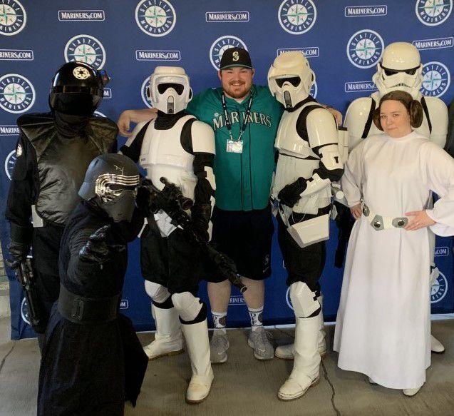 Margaris Star Wars Night