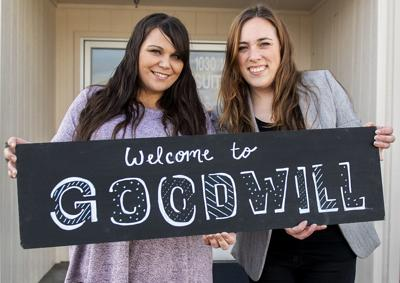 New Goodwill leaders