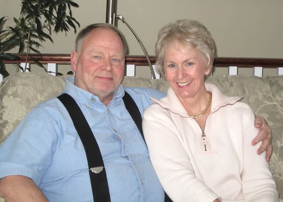 Gerry and Val Malella