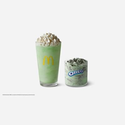 Here's when McDonald's is bringing back the Shamrock Shake