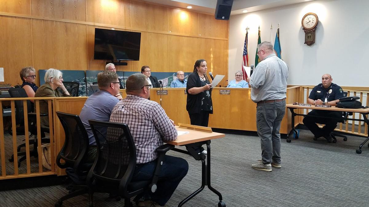 Kalama council appoints Jon Stanfill to vacant position
