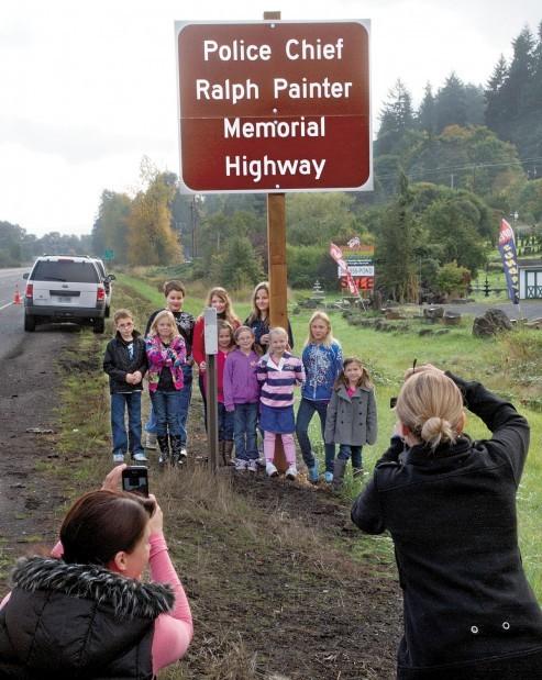 Ralph Painter Memorial Highway