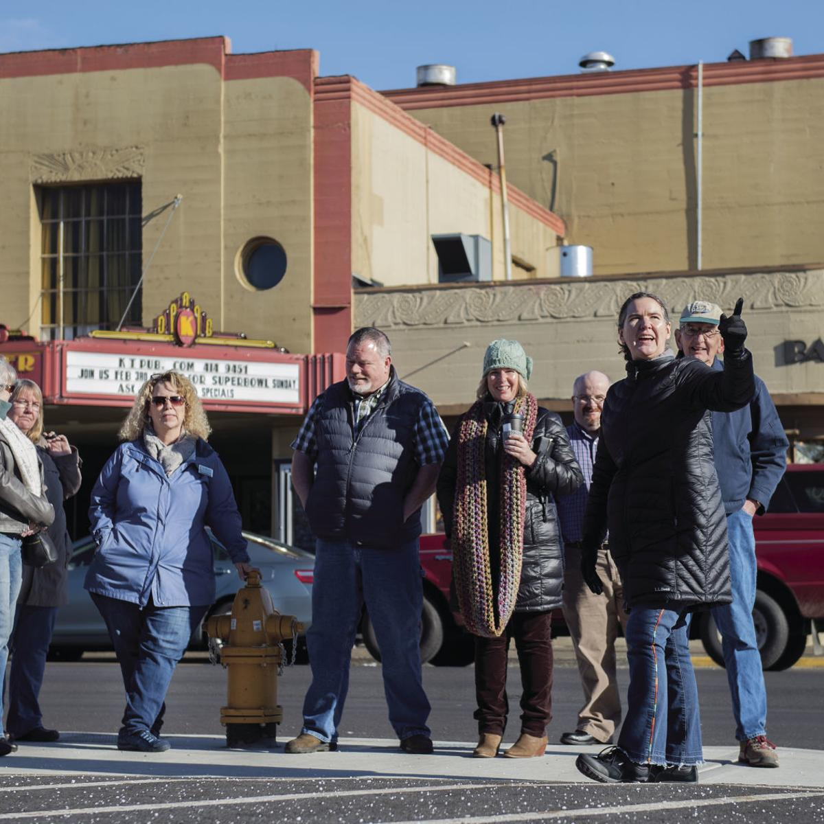 Downtown expert sees potential in Cowlitz County | Local