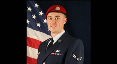 Airman First Class Keigan Baker