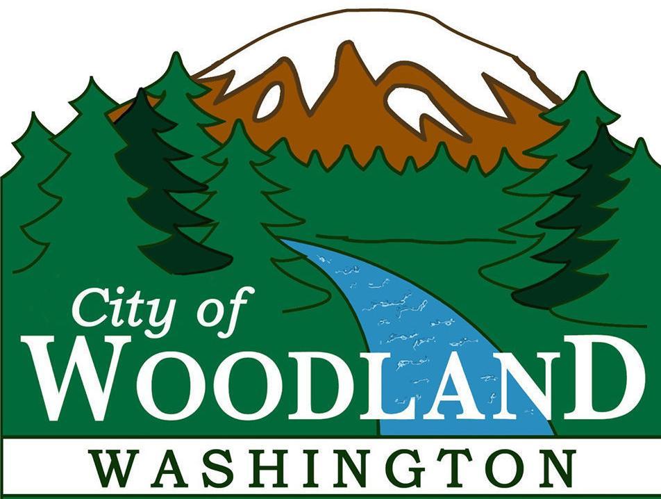 city of woodland - stock