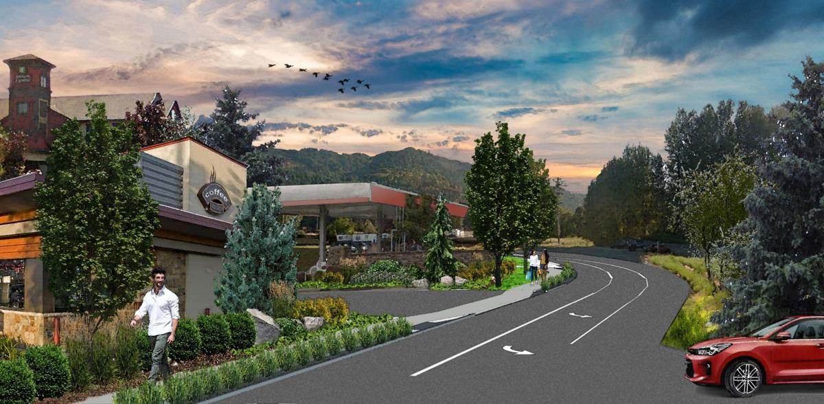 Spencer Creek Rendering