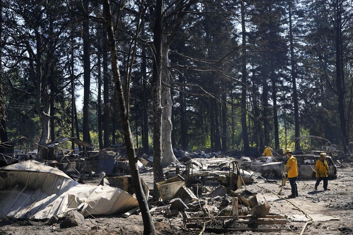 Northwest Wildfires