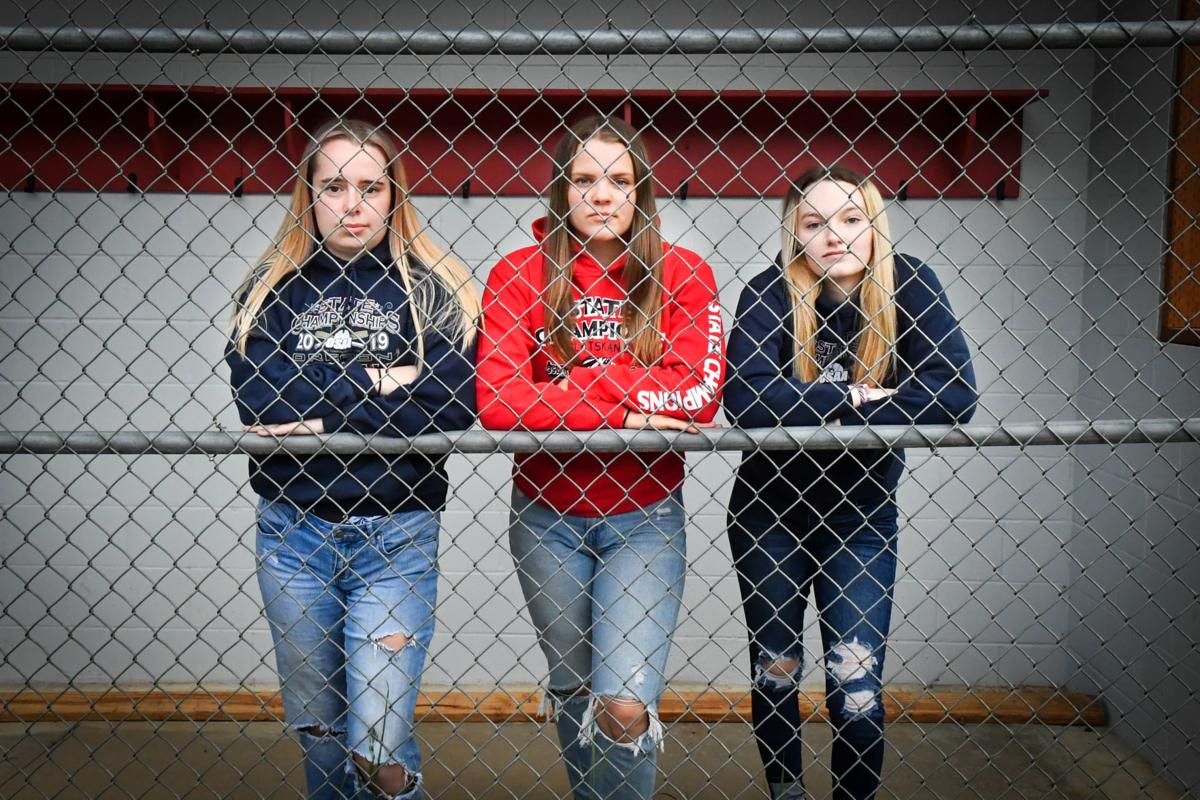 Clatskanie Softball seniors