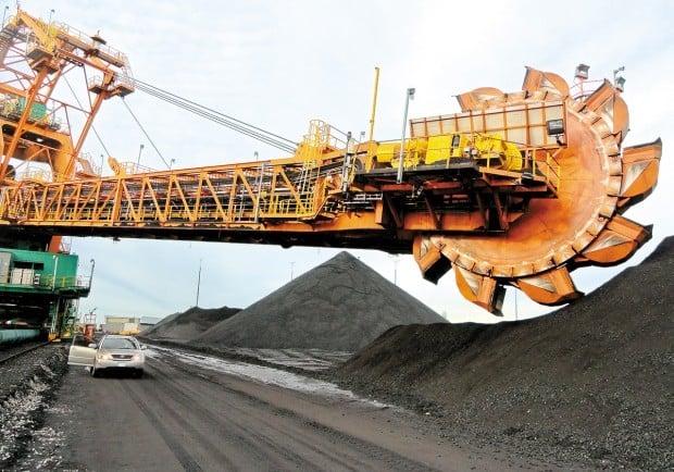Westshore coal terminal