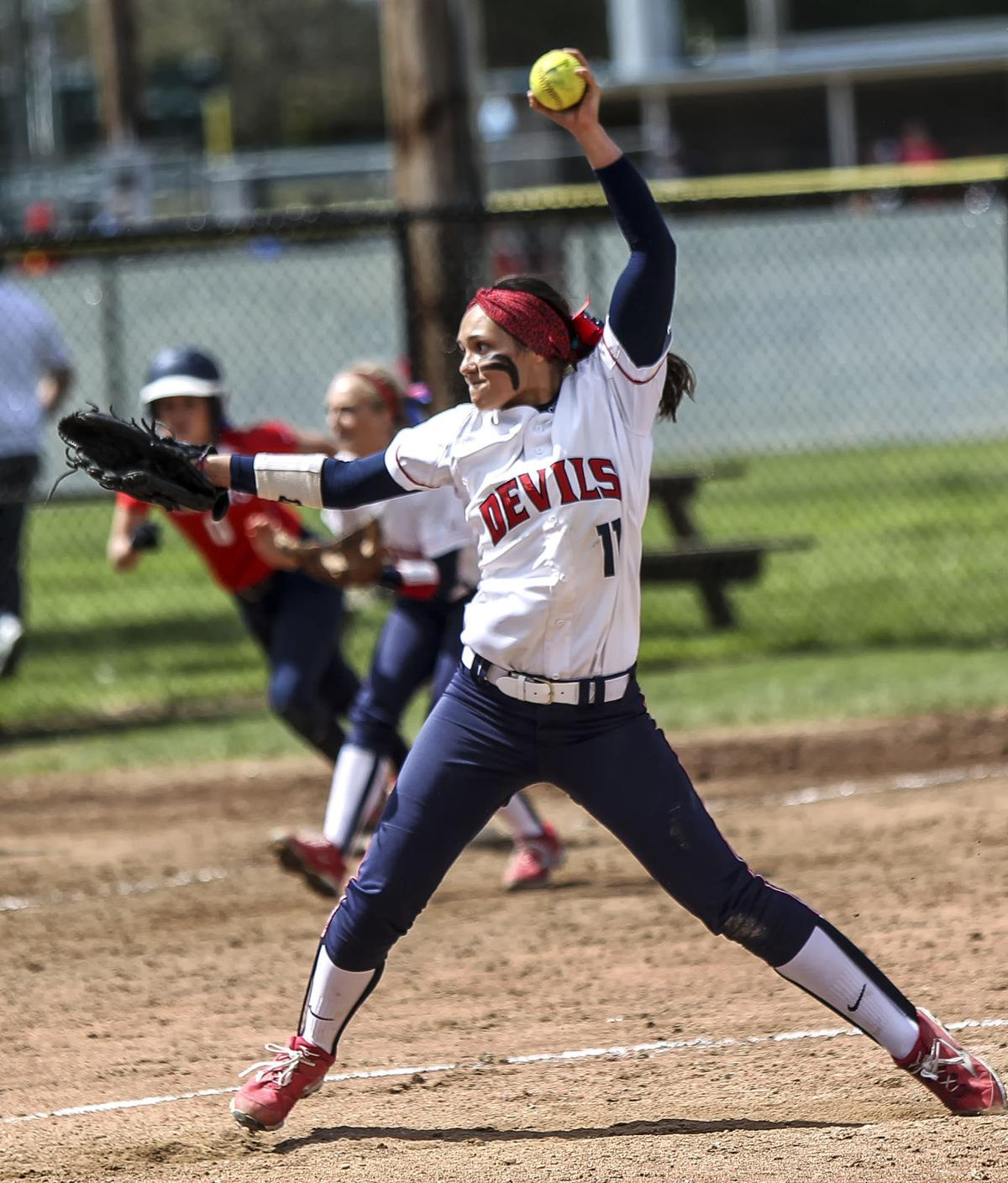 Athletics Tigers Game Suspended In 7th With A S Up 5 3: Photos: LCC Softball Vs. Southwestern Oregon, 4.25.15