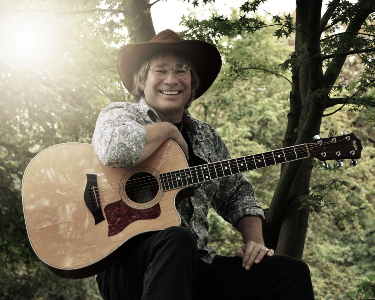 ted vigil pictured here will bring his holiday themed john denver tribute to longviews columbia theatre on sunday at 3 pm - John Denver Rocky Mountain Christmas